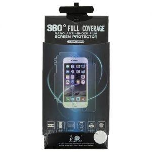Защитная пленка 3D для Huawei P20 Lite [на весь экран] Nano TPU (прозрачная)