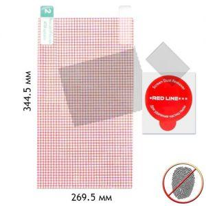 """Защитная пленка универсальная 17 дюймов Red Line [269х344мм] (матовая 17"""")"""