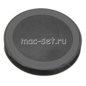 Беспроводное зарядное устройство универсальное [круглое] (черное)