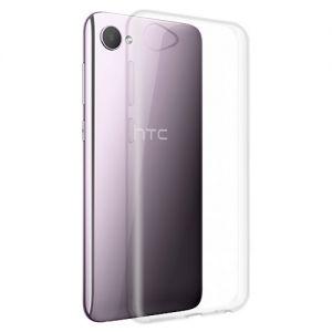 Чехол-накладка силиконовый для HTC Desire 12 (прозрачный 1.0мм)