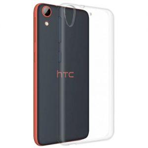 Чехол-накладка силиконовый для HTC Desire 628 / dual sim (прозрачный) iBox Crystal