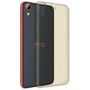 Чехол-накладка силиконовый для HTC Desire 628 / dual sim (серый) iBox Crystal