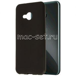 Чехол-накладка силиконовый для HTC U Play (черный 0.8мм)
