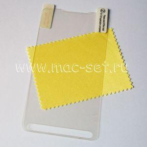 Защитная пленка для HTC HD 2 (прозрачная)