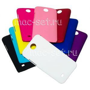 Чехол-накладка пластиковый для HTC Desire 300