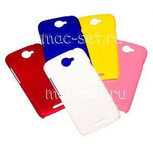 Чехол-накладка пластиковый для HTC One S