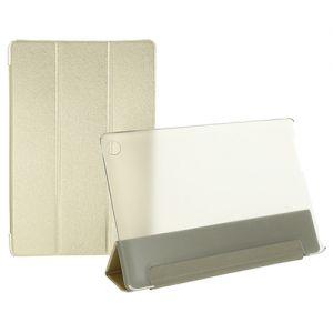 Чехол-книжка для Huawei MediaPad M5 lite (золотистый) TransCover