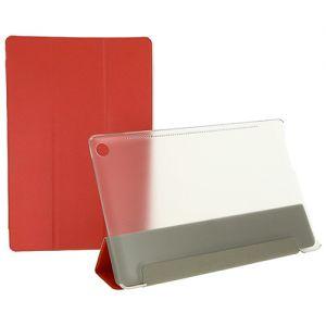 Чехол-книжка для Huawei MediaPad M5 / M5 Pro 10 (красный) TransCover
