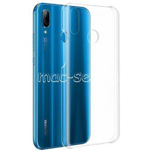 Чехол-накладка пластиковый для Huawei P20 Lite (прозрачный 1.0мм)