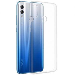 Чехол-накладка силиконовый для Huawei Honor 10 Lite (прозрачный 1.0мм)