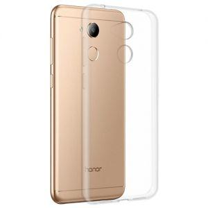 Чехол-накладка силиконовый для Huawei Honor 6C Pro [толщина 1.0 мм] (прозрачный)