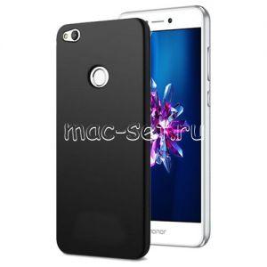 Чехол-накладка силиконовый для Huawei Honor 8 Lite (черный 0.8мм)