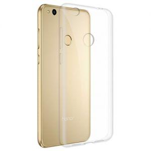 Чехол-накладка силиконовый для Huawei Honor 8 Lite (прозрачный 1.0мм)