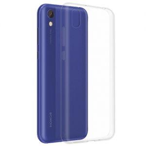 Чехол-накладка силиконовый для Huawei Honor 8S (прозрачный 1.0мм)