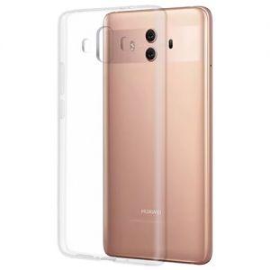 Чехол-накладка силиконовый для Huawei Mate 10 (прозрачный 1.0мм)