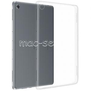 Чехол-накладка силиконовый для Huawei MediaPad M5 lite (прозрачный 1.8мм)