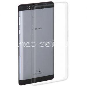 Чехол-накладка силиконовый для Huawei MediaPad T3 7 3G (прозрачный 1.8мм)