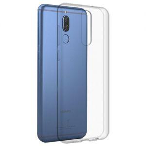 Чехол-накладка силиконовый для Huawei Nova 2i / Mate 10 Lite (прозрачный 1.0мм)