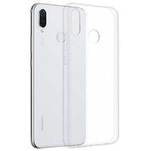 Чехол-накладка силиконовый для Huawei Nova 3i (прозрачный 1.0мм)