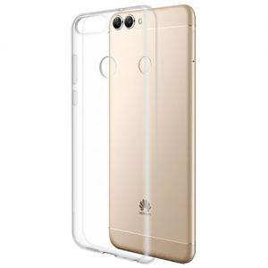 Чехол-накладка силиконовый для Huawei P Smart (прозрачный) iBox Crystal