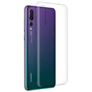 Чехол-накладка силиконовый для Huawei P20 Pro (прозрачный 1.0мм)