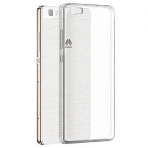 Чехол-накладка силиконовый для Huawei P8 Lite (прозрачный 1.0мм)