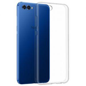 Чехол-накладка силиконовый для Huawei Honor View 10 (прозрачный 1.0мм)
