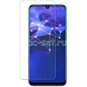 Защитное стекло для Huawei P Smart (2019) Red Line