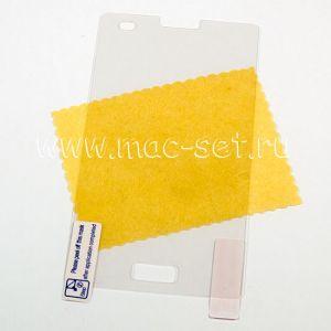 Защитная пленка для LG Optimus L5 E610 (матовая)