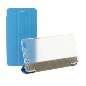 Чехол-книжка для Lenovo Phab Plus PB1-770 (голубой) TransCover