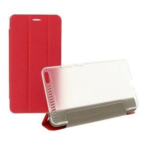 Чехол-книжка для Lenovo Phab Plus PB1-770 (красный) TransCover