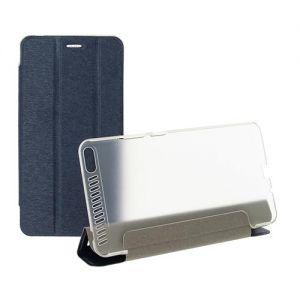 Чехол-книжка для Lenovo Phab Plus PB1-770 (синий) TransCover