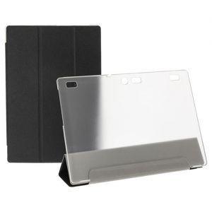 Чехол-книжка для Lenovo Tab 2 A10-70 (черный) TransCover