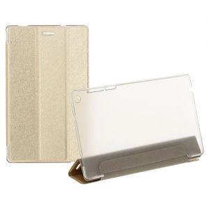 Чехол-книжка для Lenovo Tab 3 7 Essential TB3-710 (золотистый) TransCover