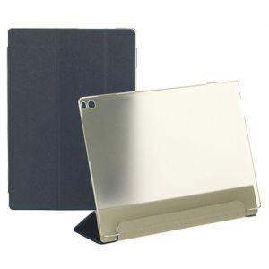 Чехол-книжка для Lenovo Tab 4 10 Plus TB-X704 (синий) TransCover