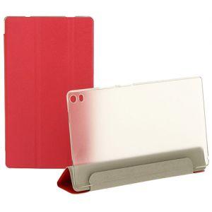 Чехол-книжка для Lenovo Tab 4 8 Plus TB-8704 (красный) TransCover