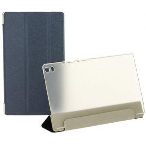 Чехол-книжка для Lenovo Tab 4 8 Plus TB-8704 (синий) TransCover