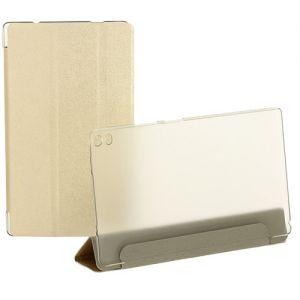 Чехол-книжка для Lenovo Tab 4 8 Plus TB-8704 (золотистый) TransCover