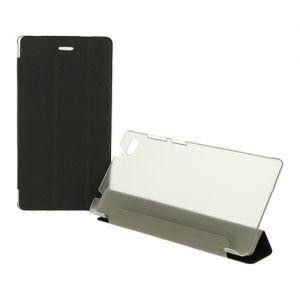 Чехол-книжка для Lenovo Tab 7 Essential TB-7304 (черный) TransCover