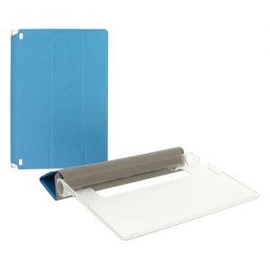 Чехол-книжка для Lenovo Yoga Tab 3 8 (голубой) TransCover