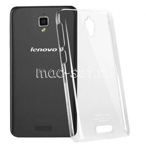 """Чехол-накладка пластиковый """"IMAK"""" для Lenovo S660 (прозрачный)"""