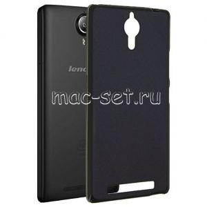 Чехол-накладка силиконовый для Lenovo P90 / P90 Pro (черный 0.8мм) Soft-Touch
