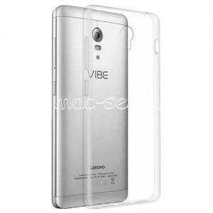 Чехол-накладка силиконовый для Lenovo Vibe P1 (прозрачный 0.5мм)