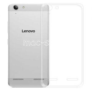Чехол-накладка силиконовый для Lenovo K5 / K5 Plus (прозрачный 0.5мм)