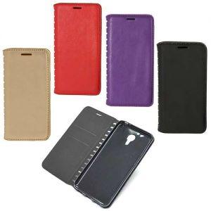 "Чехол-книжка кожаный для Meizu M3 Note ""Book Case New"""