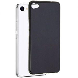 Чехол-накладка силиконовый для Meizu U10 (черный 0.8мм) Soft-Touch