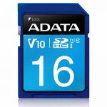 Карта памяти SDHC ADATA Premier ASDH16GUICL10-R (16GB)