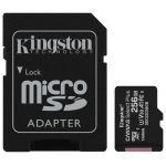Карта памяти microSDXC Kingston Canvas Select Plus SDCS2/256GB + SD adapter (256Gb)