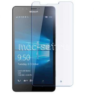 Защитное стекло для Microsoft Lumia 950 / Dual SIM