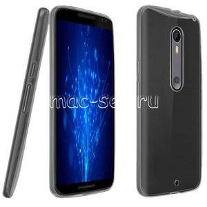 Чехол-накладка силиконовый для Motorola Moto X Style ультратонкий